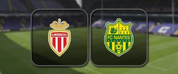 Монако - Нант: Полный матч и Лучшие моменты