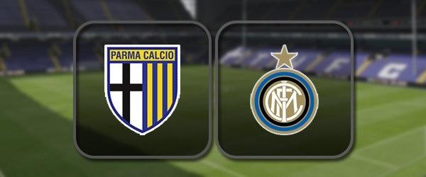 Парма - Интер: Полный матч и Лучшие моменты