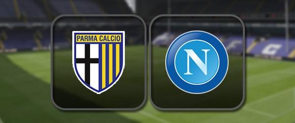 Парма - Наполи: Полный матч и Лучшие моменты