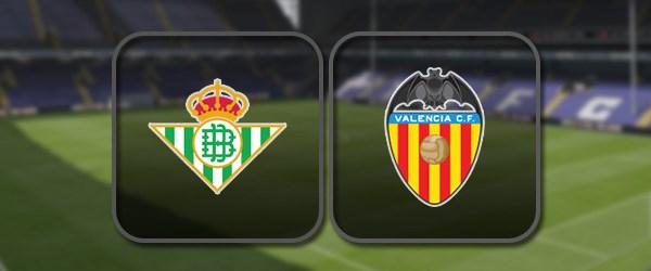 Бетис - Валенсия: Полный матч и Лучшие моменты