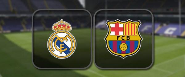 Реал Мадрид - Барселона: Полный матч и Лучшие моменты