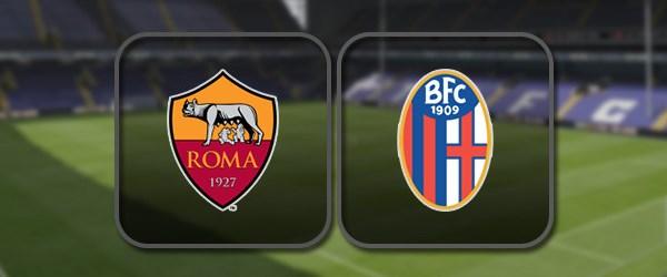 Рома - Болонья: Полный матч и Лучшие моменты