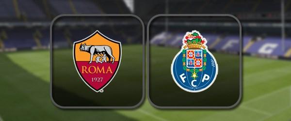 Рома - Порту: Полный матч и Лучшие моменты