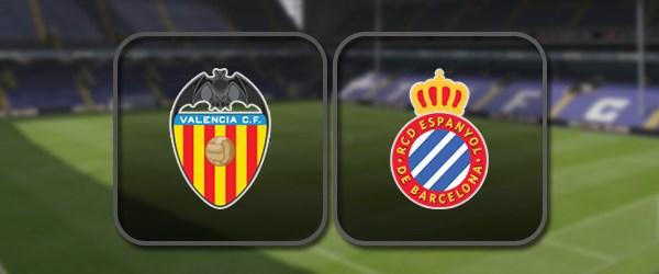Валенсия - Эспаньол: Полный матч и Лучшие моменты