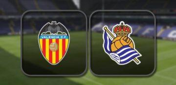 Валенсия - Реал Сосьедад