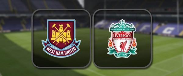 Вест Хэм - Ливерпуль онлайн трансляция