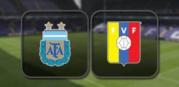 Аргентина - Венесуэла