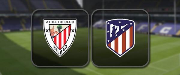 Атлетик - Атлетико: Полный матч и Лучшие моменты