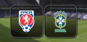 Чехия - Бразилия