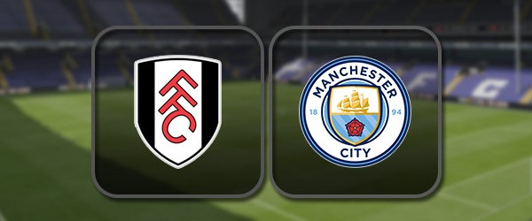 Фулхэм - Манчестер Сити: Полный матч и Лучшие моменты