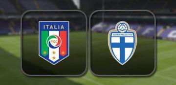 Италия - Финляндия