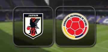 Япония - Колумбия