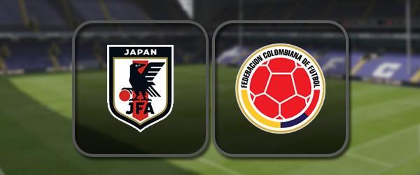 Япония - Колумбия: Лучшие моменты