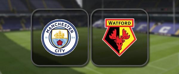Манчестер Сити – Уотфорд: Полный матч и Лучшие моменты