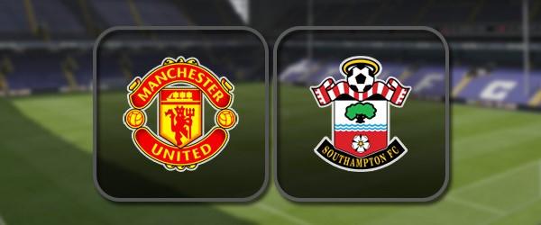 Манчестер Юнайтед - Саутгемптон: Полный матч и Лучшие моменты