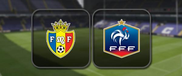 Молдова - Франция: Полный матч и Лучшие моменты