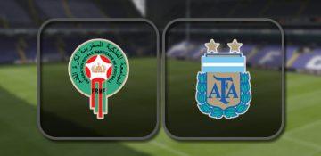 Марокко - Аргентина