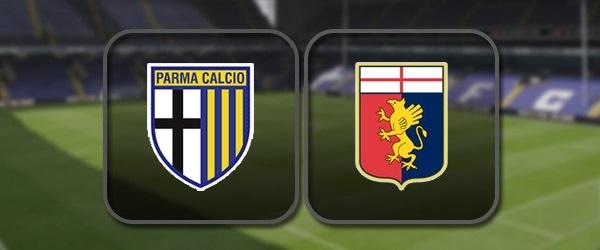 Парма - Дженоа: Полный матч и Лучшие моменты