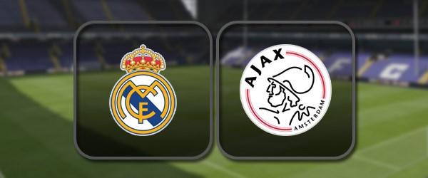 Реал Мадрид - Аякс: Полный матч и Лучшие моменты