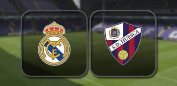 Реал Мадрид - Уэска
