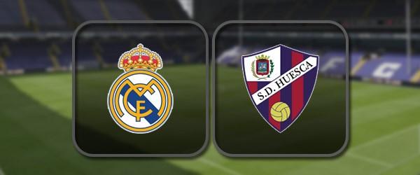 Реал Мадрид - Уэска онлайн трансляция