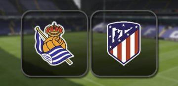 Реал Сосьедад - Атлетико