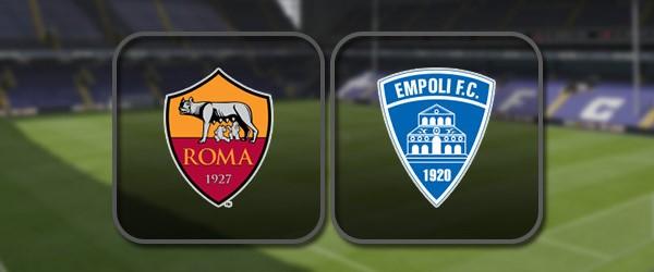 Рома - Эмполи: Лучшие моменты