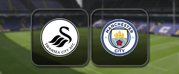 Суонси - Манчестер Сити: Полный матч и Лучшие моменты