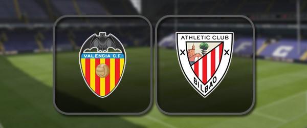 Валенсия - Атлетик онлайн трансляция