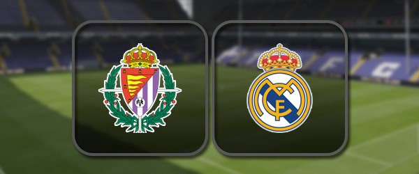 Вальядолид - Реал Мадрид: Полный матч и Лучшие моменты