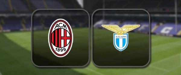 Милан - Лацио: Полный матч и Лучшие моменты