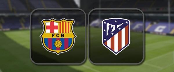 Барселона - Атлетико: Полный матч и Лучшие моменты