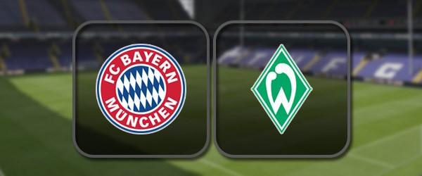 Бавария – Вердер: Полный матч и Лучшие моменты