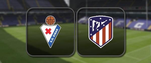 Эйбар - Атлетико: Полный матч и Лучшие моменты