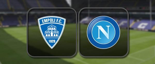 Наполи - Эмполи: Полный матч и Лучшие моменты