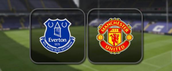 Эвертон - Манчестер Юнайтед онлайн трансляция