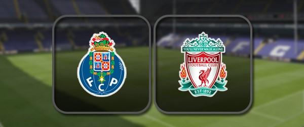 Порту - Ливерпуль онлайн трансляция
