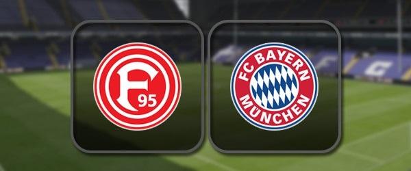 Фортуна – Бавария: Полный матч и Лучшие моменты