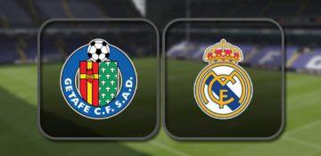 Хетафе - Реал Мадрид