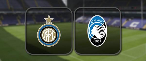 Интер - Аталанта: Полный матч и Лучшие моменты