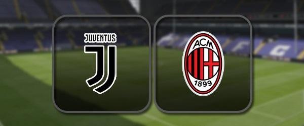 Ювентус - Милан онлайн трансляция