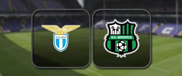 Лацио - Сассуоло: Полный матч и Лучшие моменты