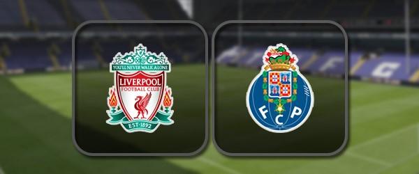 Ливерпуль – Порту: Полный матч и Лучшие моменты