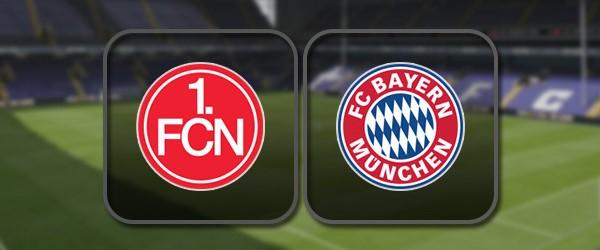 Нюрнберг – Бавария: Полный матч и Лучшие моменты