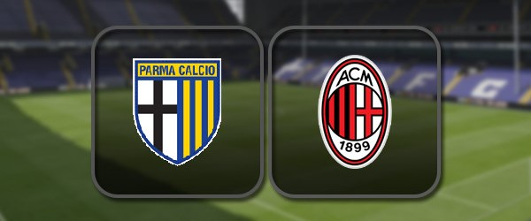 Парма - Милан онлайн трансляция