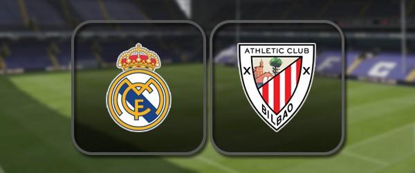 Реал Мадрид - Атлетик онлайн трансляция