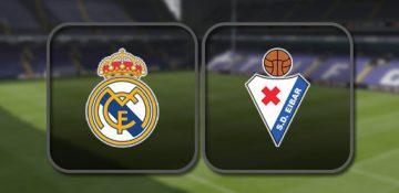 Реал Мадрид - Эйбар