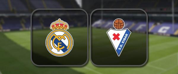 Реал Мадрид - Эйбар: Полный матч и Лучшие моменты