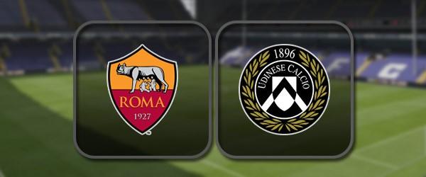 Рома - Удинезе: Полный матч и Лучшие моменты
