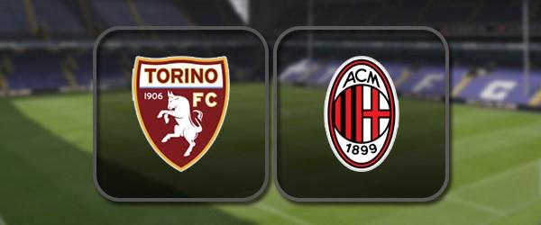 Торино – Милан: Полный матч и Лучшие моменты